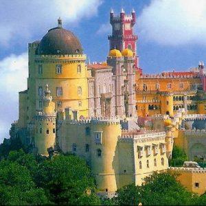 Portugal Sintra Castelo da Pena