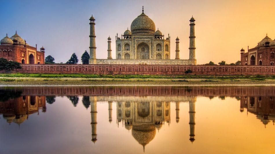 India Clássica Taj Mahal