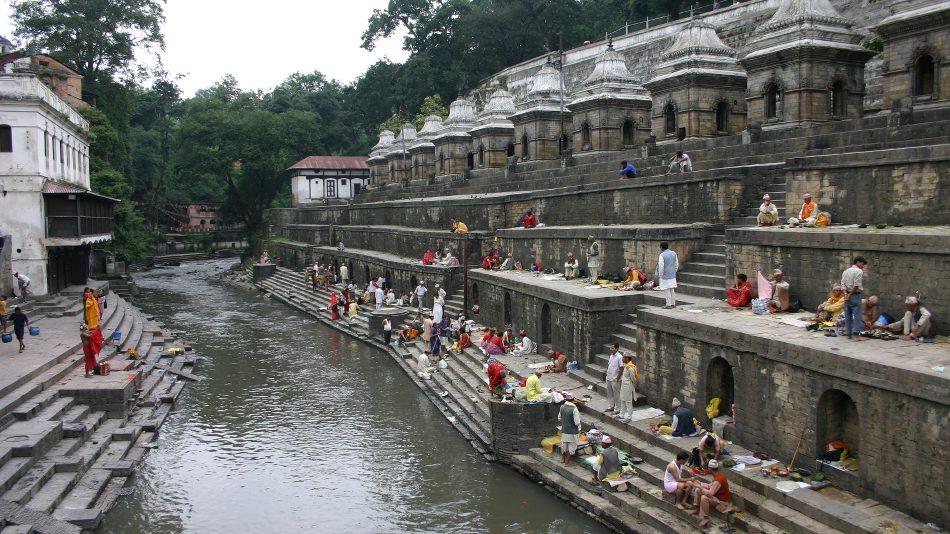 Nepal Rio Bagmati